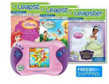 Leapfrog Leapster2 and Zippity REVIEW & GIVEAWAY (CLOSED)