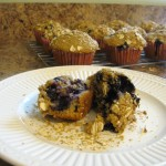 Wordless Wednesday – Healthy Blueberry Muffins