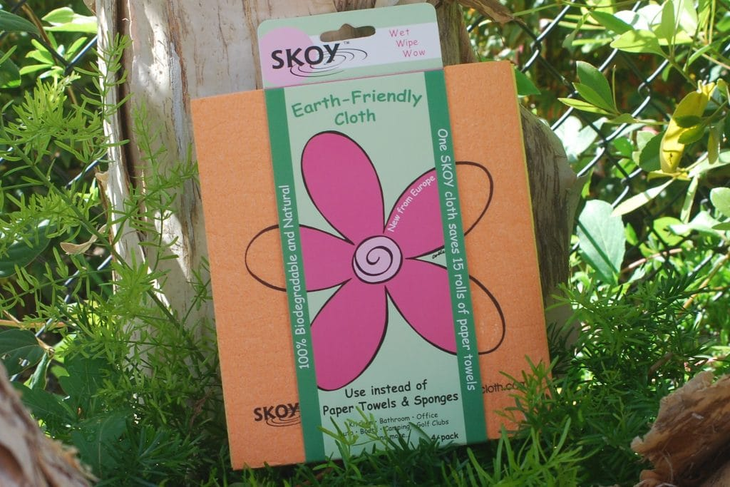SKOY Cloth – Ecofriendly & Fun! {Giveaway}