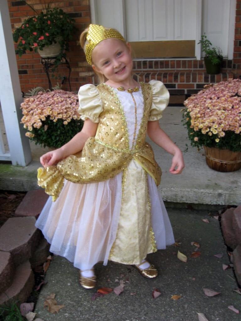 Princess Dress-Up Day At Preschool