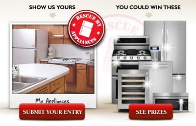 Sears Rescue My Appliances Contest