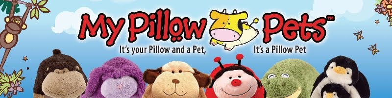 My Pillow Pets {Giveaway}