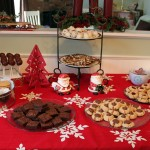Baking Up Holiday Goodness & Love
