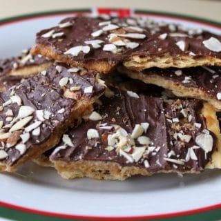 Christmas Crack – Saltine Cracker Toffee