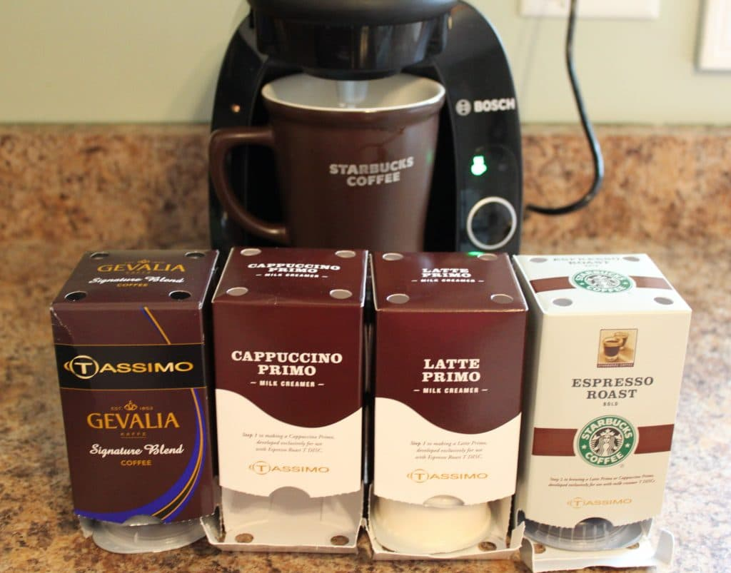 Gevalia Coffee Maker Cleaning Instructions : TASSIMO Home Brewing System by Bosch {Giveaway}