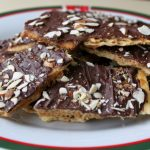 Old-Fashioned Saltine Cracker Toffee