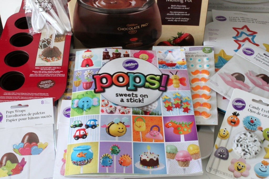 Pops! Sweets on a Stick