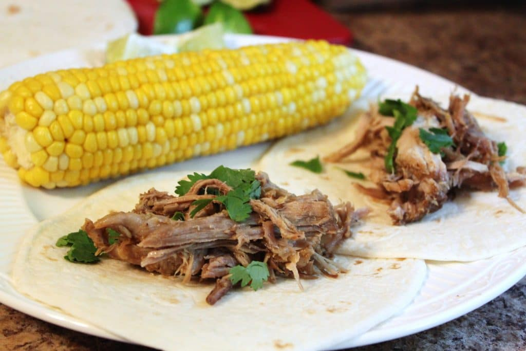 The Pioneer Woman's Spicy Pulled Pork