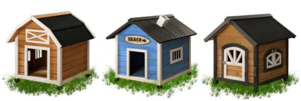 Dog Houses Now Wood Dog Houses {Review & Giveaway}