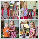 First Days of School – Wordless Wednesday {Mostly}