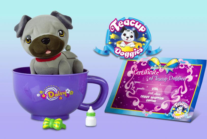 Teacup Doggies set