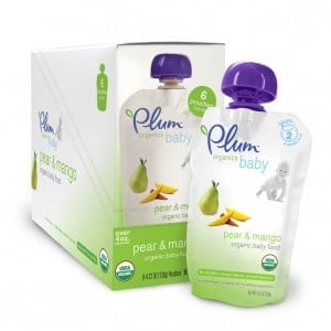 Plum Organics – boost energy and stave off hunger!