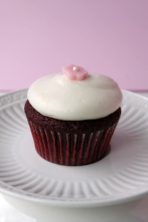 The Very Best Red Velvet Cupcakes