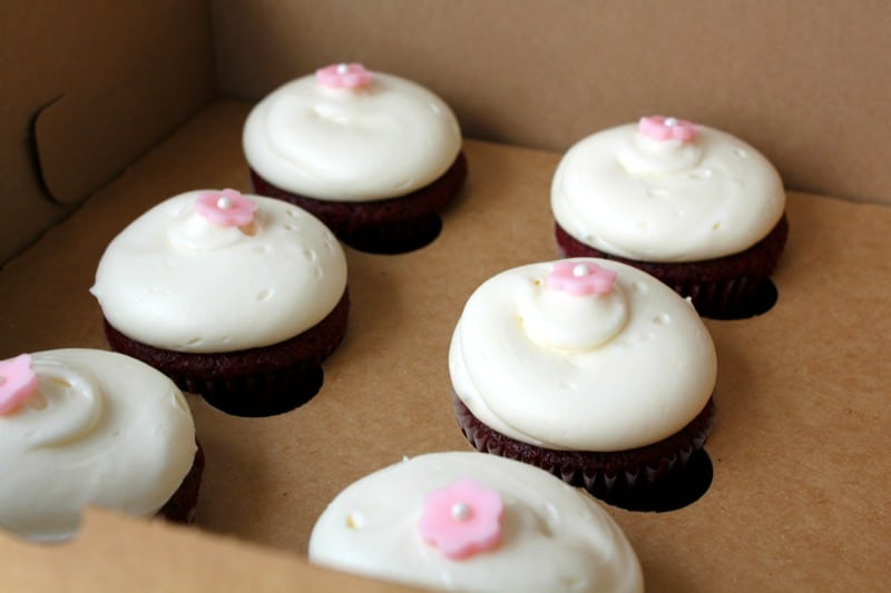 The Very Best Red Velvet Cupcake Recipe! So easy, you'll be wondering why you ever bought them from the bakery!