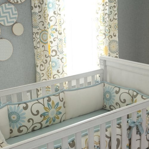 To Use A Crib Bumper or Not