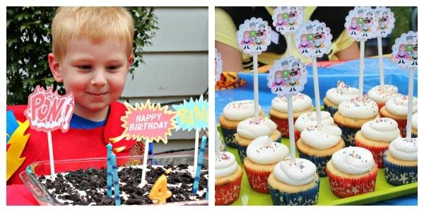 It's A Super Hero Party!