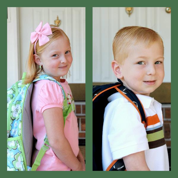 First Days Of School