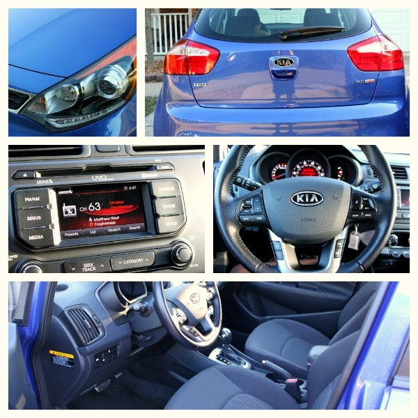 2012 Kia Rio SX 5 Door {Review}