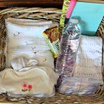 Create A Nursing Basket