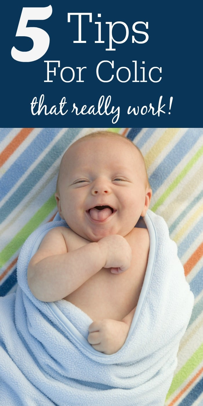 Tried and True Tips for Colic That Really Work!!