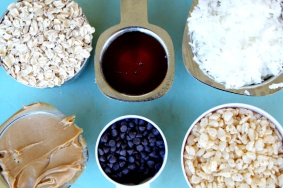 Energy Bites – A Healthy Little Snack