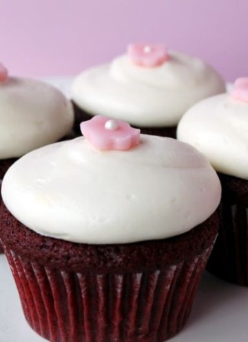 The Best Red Velvet Cupcakes – A Sweet Treat For Your Valentine