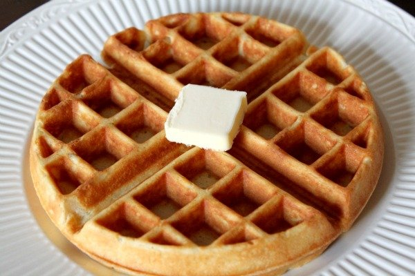 This homemade waffle recipe will be a hit every single time you make ...