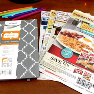 Organizing Coupons – The Easy Way!