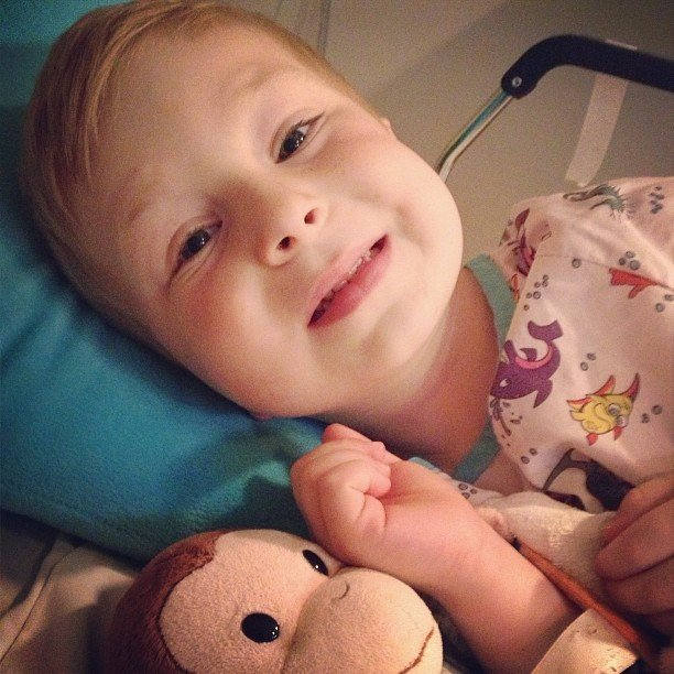Pain after tonsillectomy child-2823