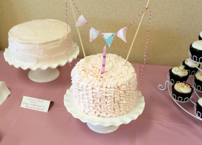 Baking Up Fun with Betty Crockers 1st Birthday Smash Cakes