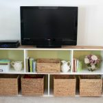 Media Center Makeover - Adding Color and Personality To A Room