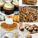 6 Fabulous Fall Desserts