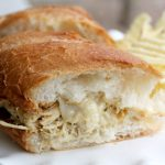 Italian Chicken Sandwich
