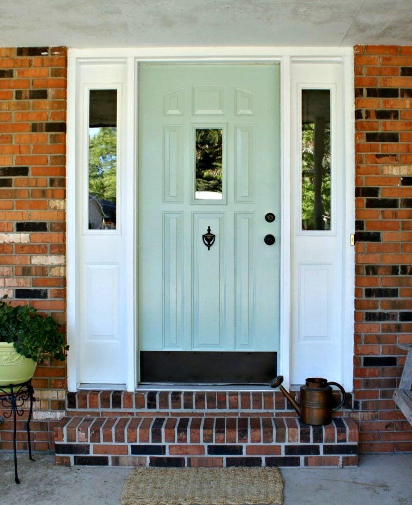 Strange Front Door Makeover Love All Things Mamma Door Handles Collection Dhjemzonderlifede