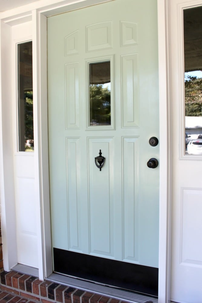 Wythe Blue Door
