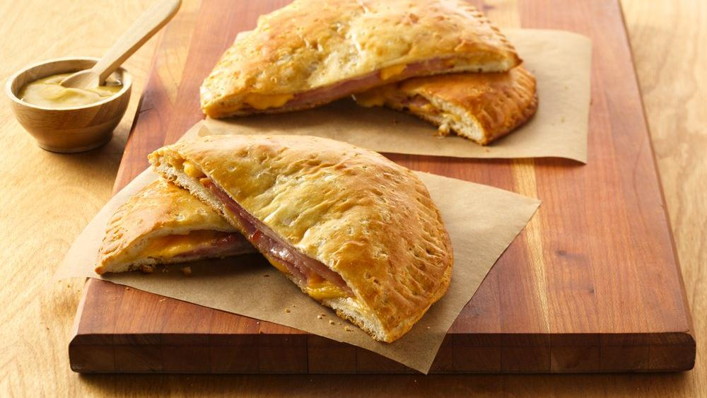 Grands!  Ham and Cheese Melts