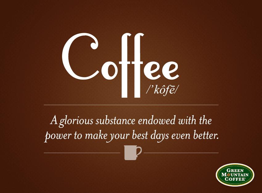 Coffee-phrase