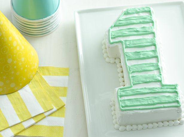 #1 Smash Cake