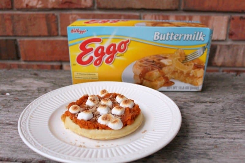 Eggo-Waffle