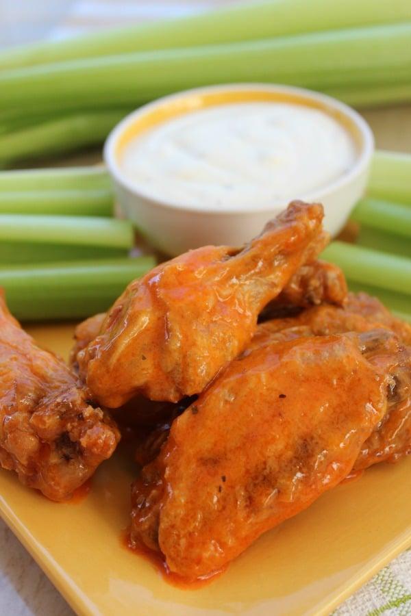 No-Fry-Buffalo-Wings