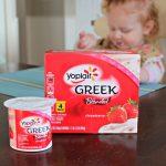 NEW Yoplait Greek Yogurt Review