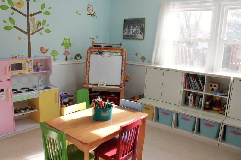 A Playroom Update For Toddlers To Big Kids All Things Mamma