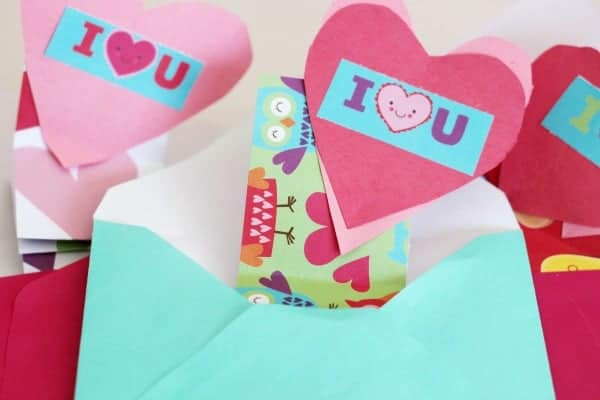 DIY Surprise Valentines tutorial - super cute and easy!