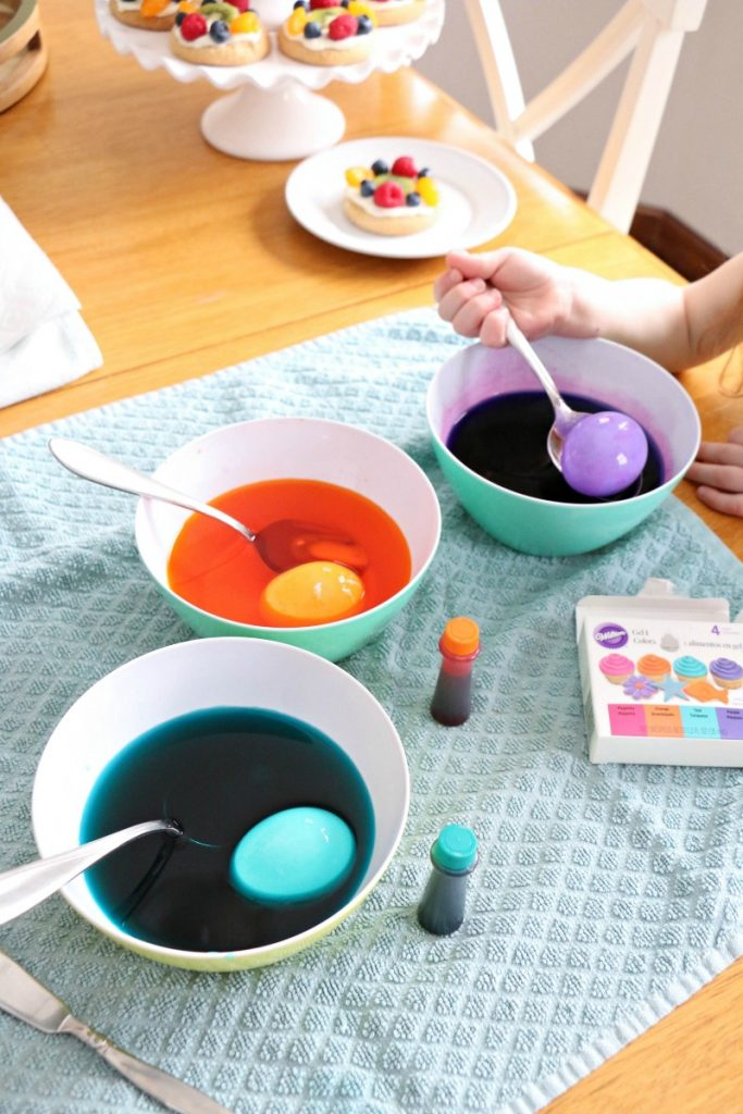 How To Dye Easter Eggs and Get Vibrant Colors