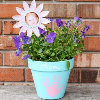 Mother's Day Keepsake Flowerpot Craft