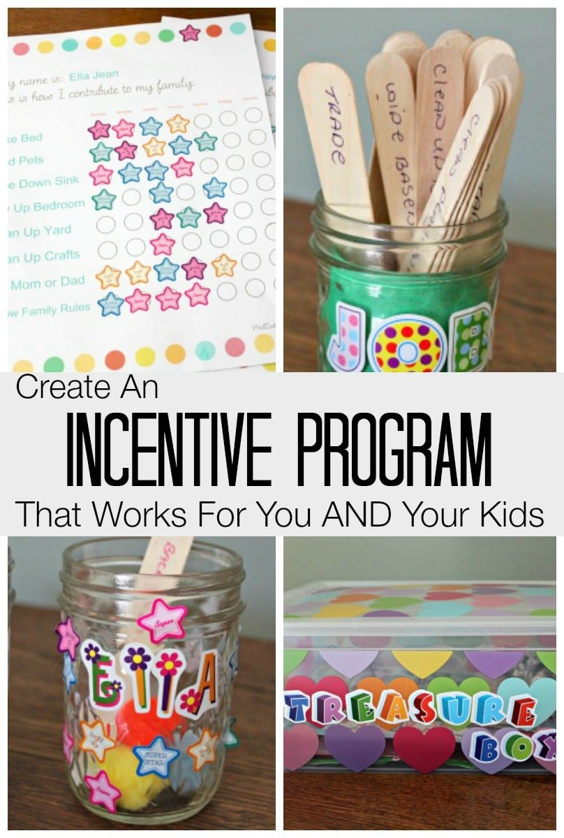Create An Incentive Program That Works For You And Your Kids All Things Mamma