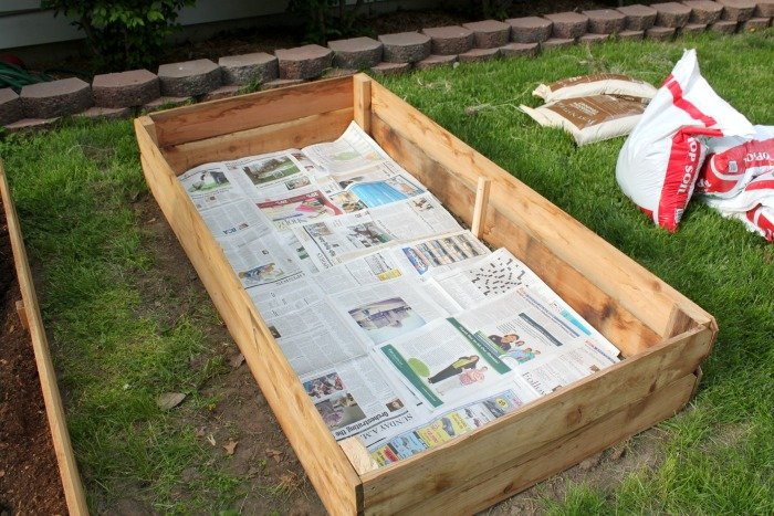Creating Raised Garden Beds