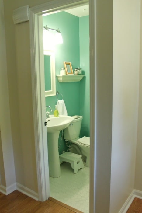 Diy Bathroom Update On A Budget All Things Mamma