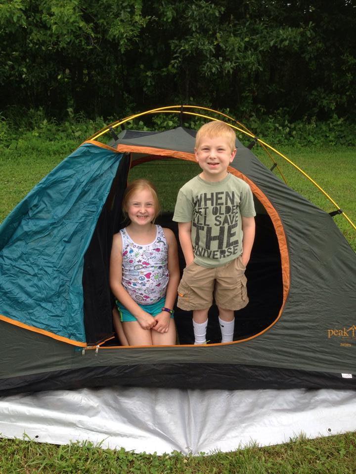 If you're thinking of planning a family camping trip, these 7 No-Fail Tips and Tricks for Camping with Kids will have you ready for any camping trip in no time!