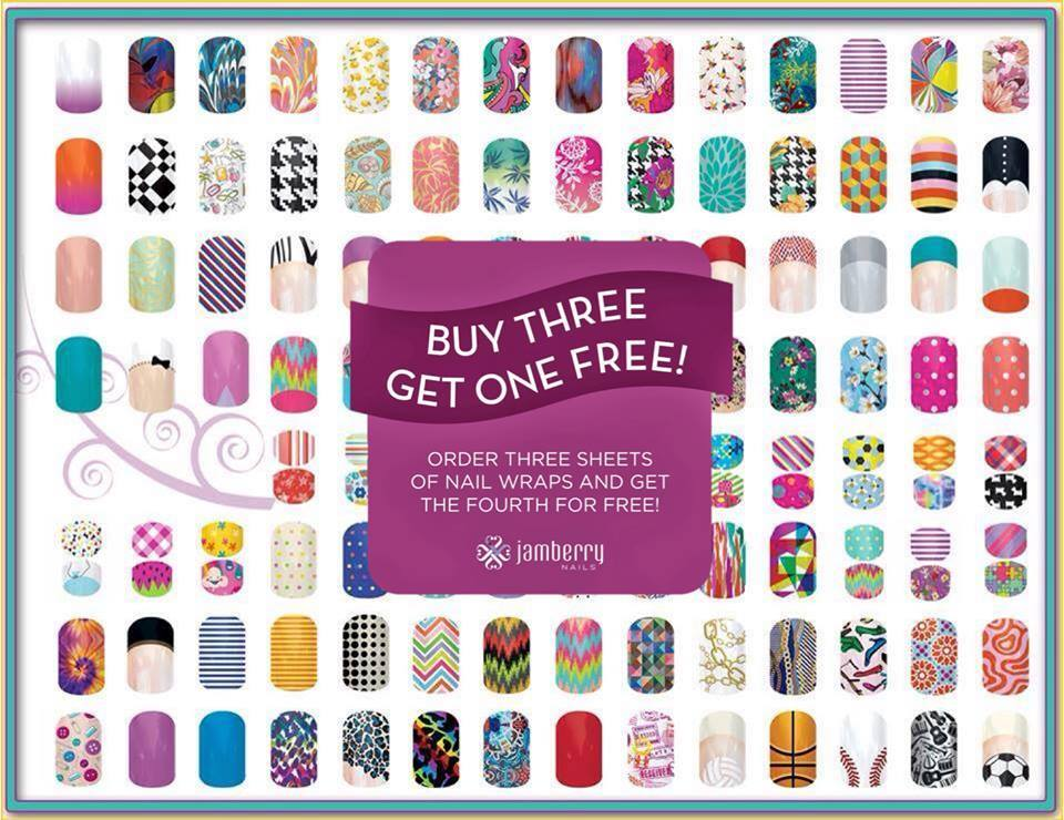 Jamberry Nails- All Things Mamma